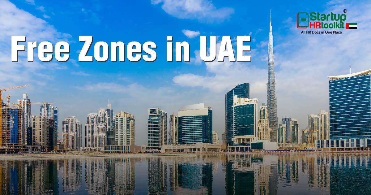 Free Zones in UAE