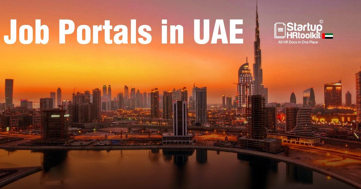 Job Portals in UAE